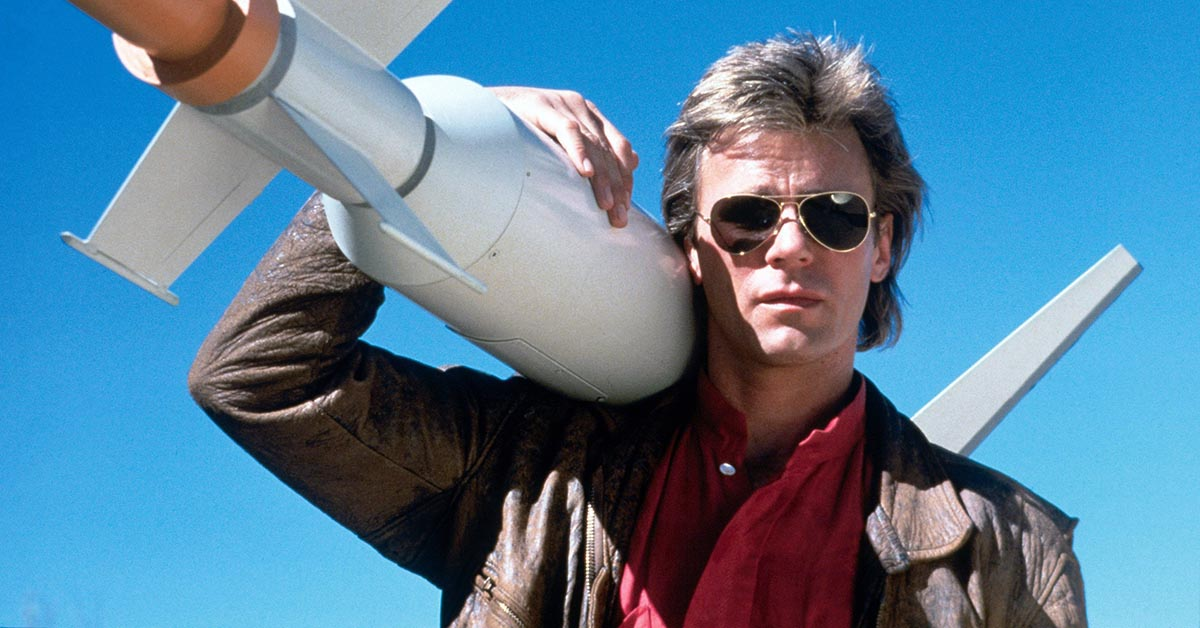 Use The MACGYVER METHOD To Solve Your Stickiest Challenges
