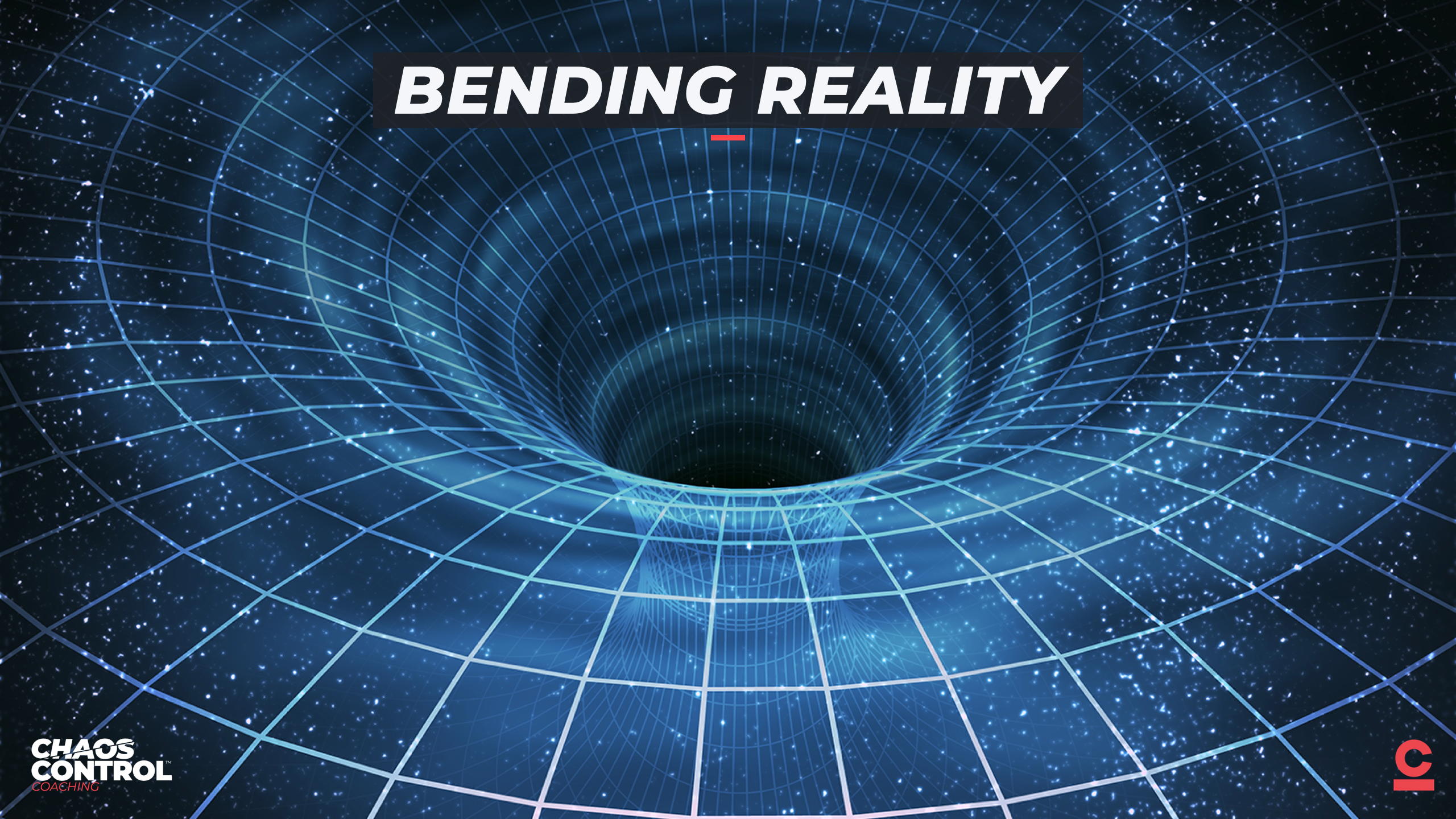 Bending Reality: How To Bring The Future Forward