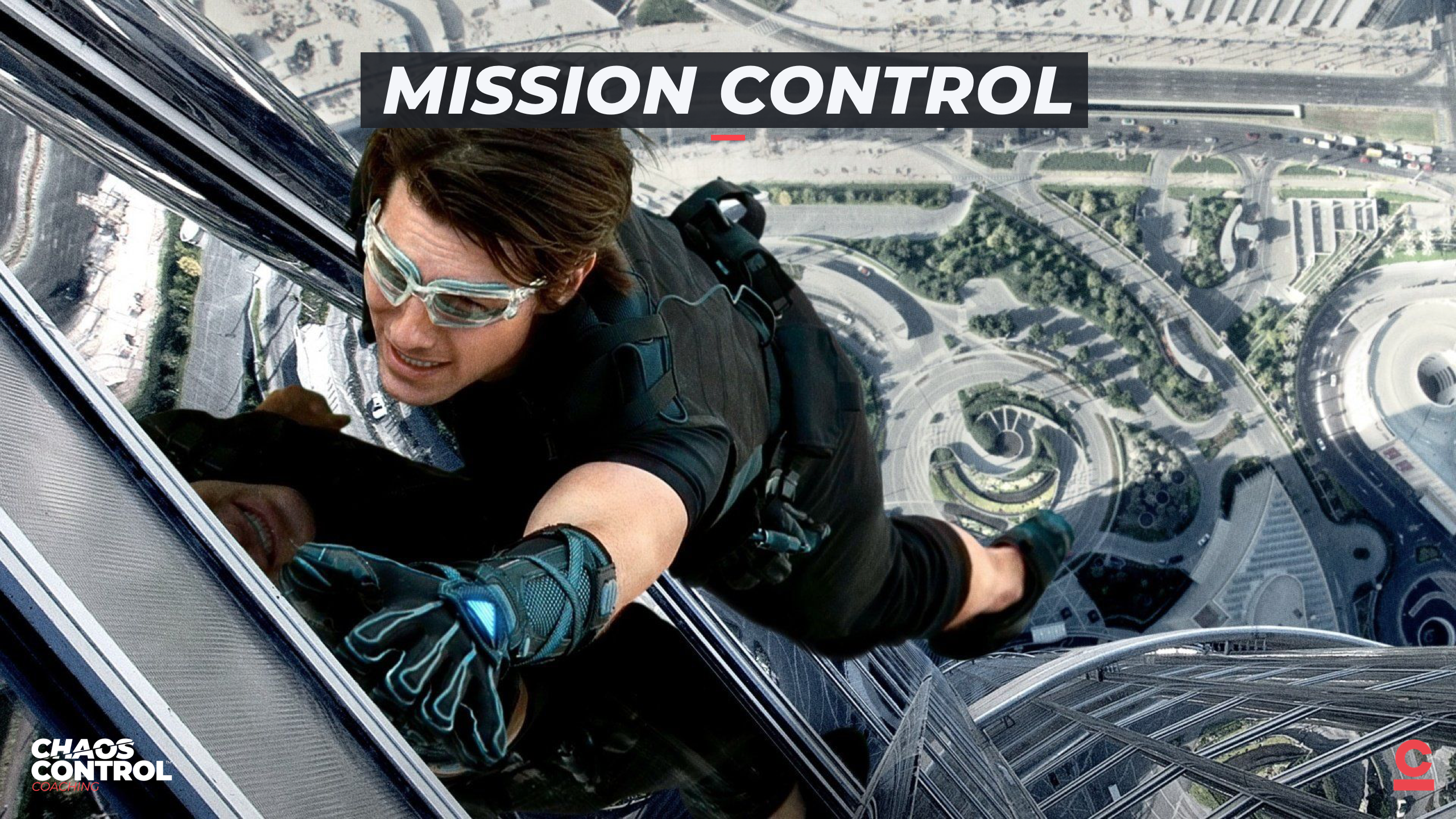 Mission Control: Your MTP & Assembling Your Intentional Goal Stack