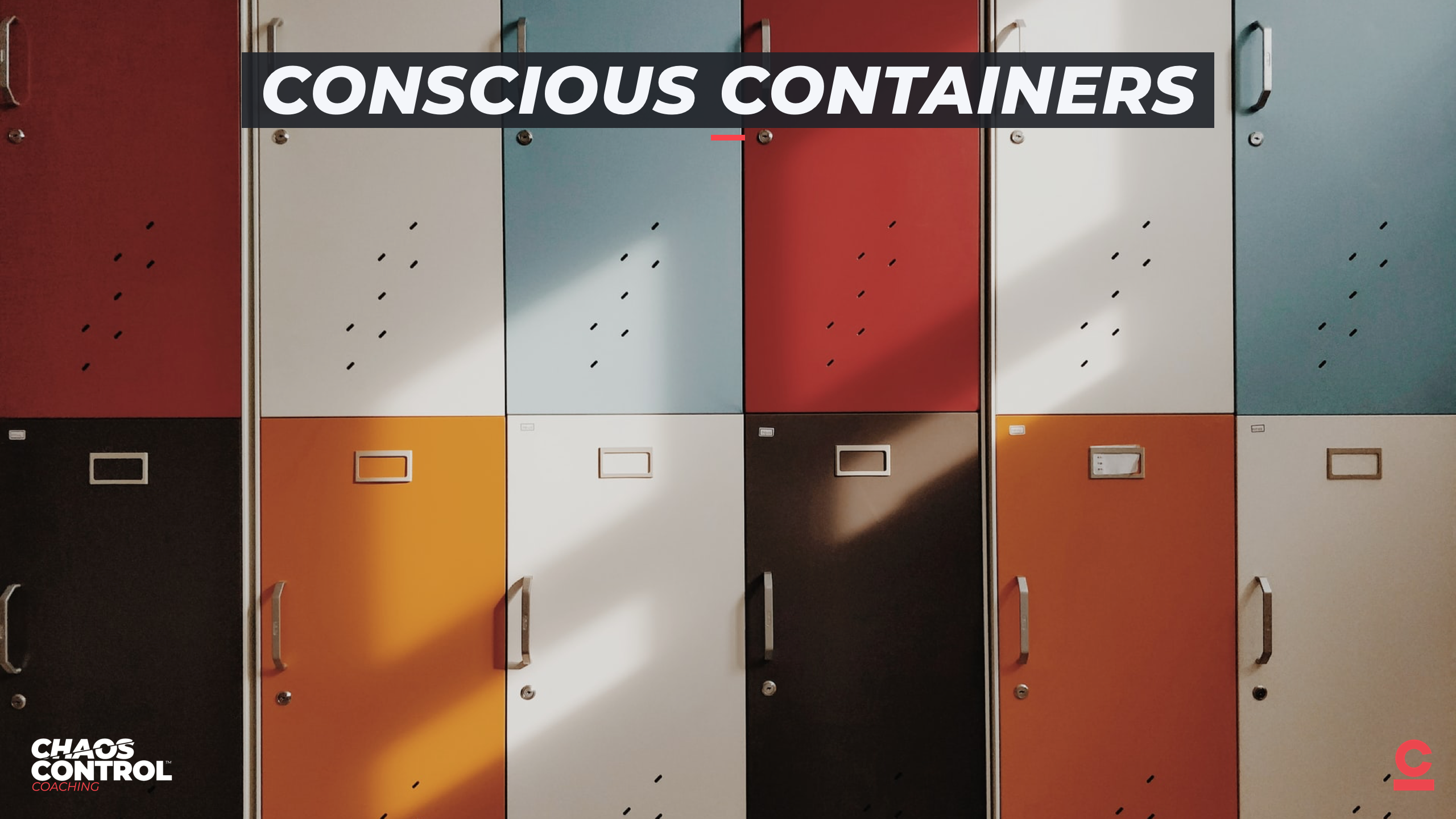 Creating Conscious Containers: Expressing Flow