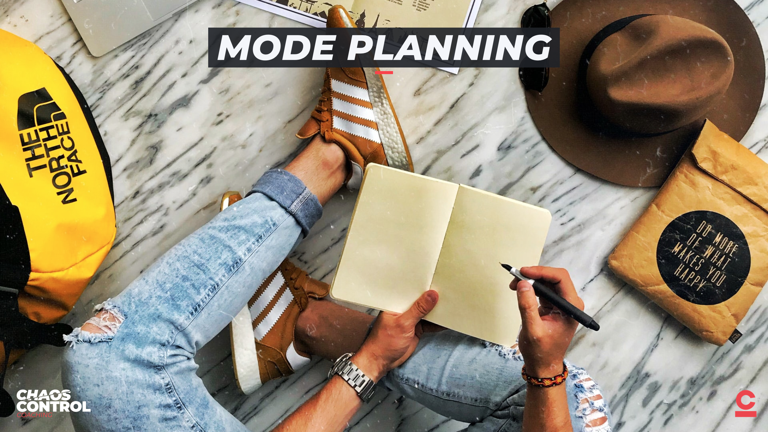 Mode Planning: Plugging The Gaps