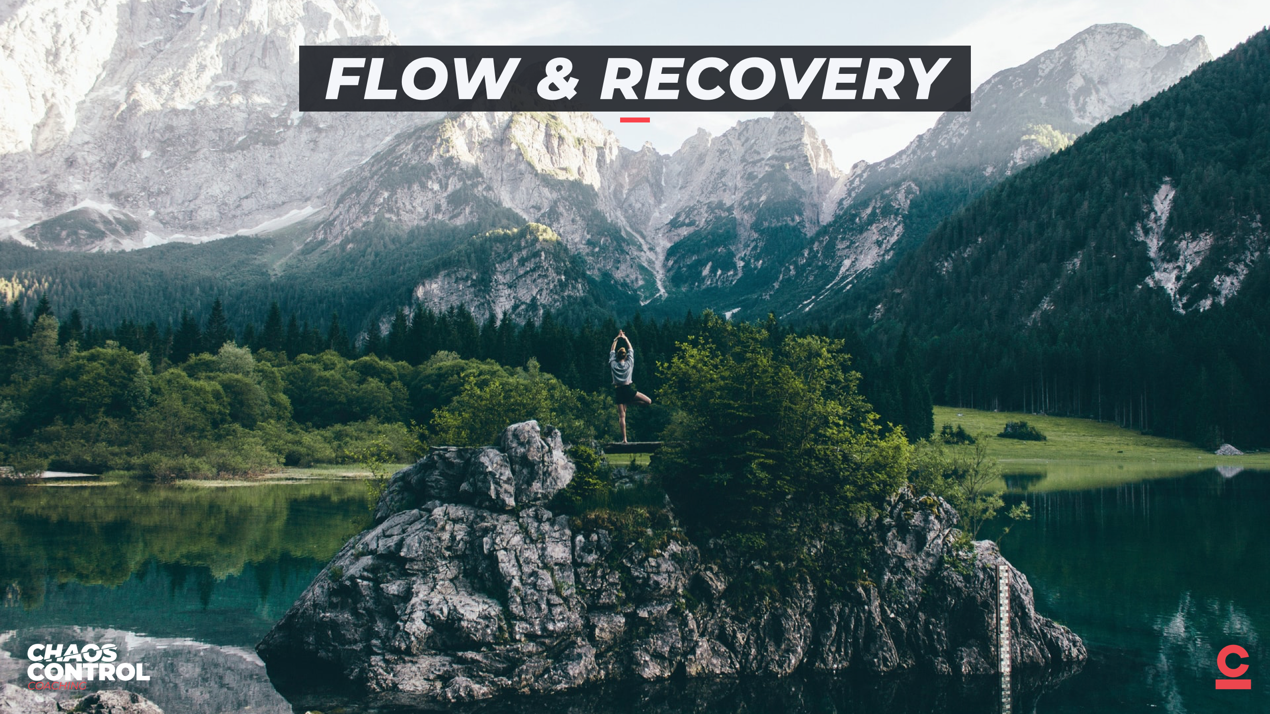 Flow & Recovery: The Back-End of the Flow Cycle