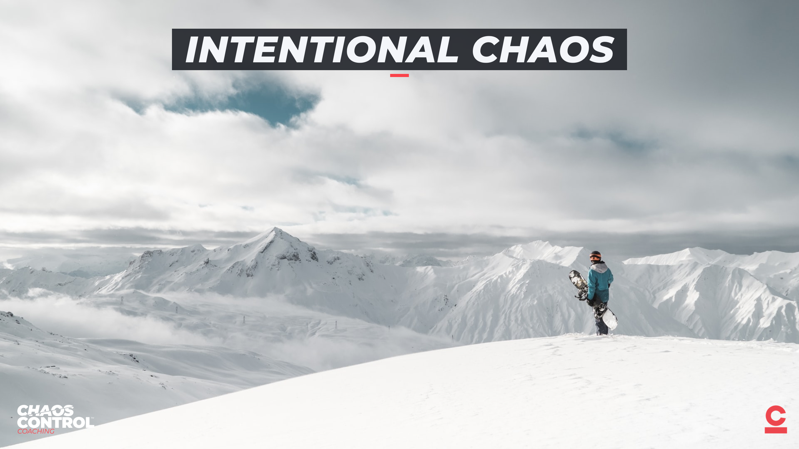 Intentional Chaos: VUCA & The External Flow Triggers